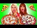 Pizza Challenge!!!