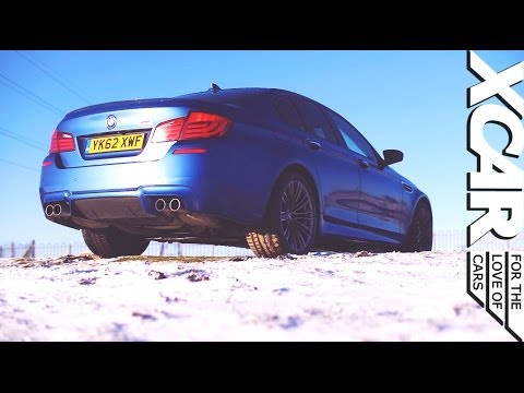 BMW M5: It's just right – XCAR