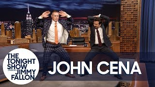 "Video Jimmy Teaches John Cena Madonna's ""Girl Gone Wild"" Dance for His Wedding MP3, 3GP, MP4, WEBM, AVI, FLV Juni 2018"