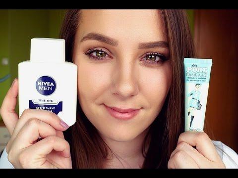 Test : Nivea After Shave Balsam vs. Benefit Pore Fessional