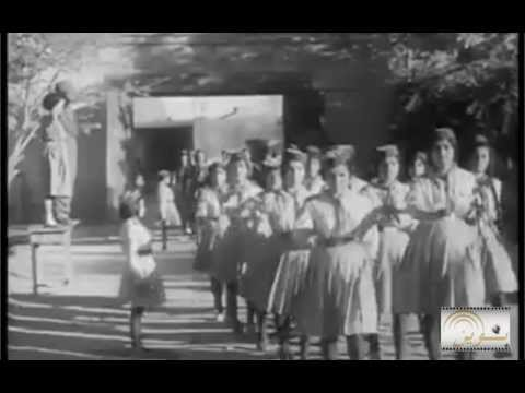 1340 - King Mohammed Zahir Shah: Girl Scouts of Afghanistan represents a time of development and eduction system in Afghanistan. Digitally restored to HD to keep ou...