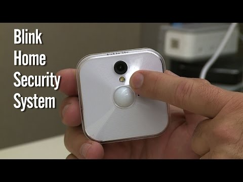 Tech Review: Blink Home Security Camera System