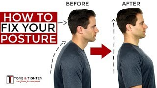 Video How To Correct Your Posture - 5 Home Exercises To Fix Your Posture MP3, 3GP, MP4, WEBM, AVI, FLV Agustus 2019