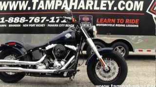 7. New 2013 Harley-Davidson Softail Slim FLS