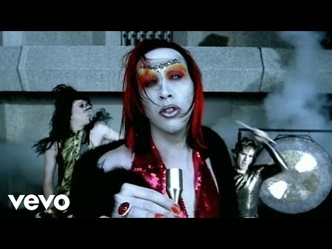 Tekst piosenki Marilyn Manson - The Dope Show po polsku