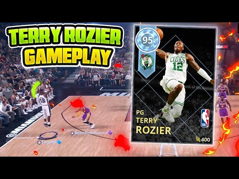 DIAMOND SCARY TERRY DROPS 30 POINTS IN 2 QUARTERS!! OP CHEAP POINT GOD