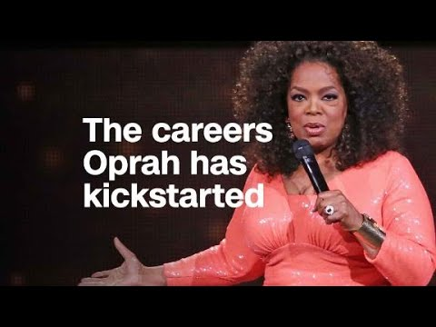 These are the careers Oprah has kickstarted