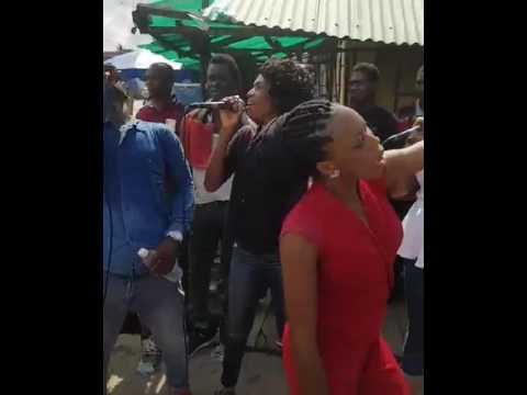 Akpororo street dance series.