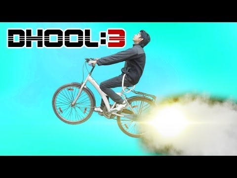 dhool - Idea by - Karan, Sachin Story by - Sachin, Karan Camera man - Karan VFX by - Sachin, Karan Actors - Sachin, Karan, Vipin, Sandeep (T2) -: Like us on Facebook...