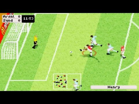 FIFA (Gameboy Advance Gameplay)
