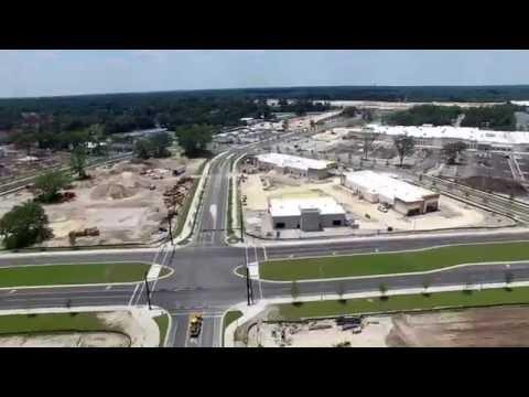 Butler Plaza Expansion