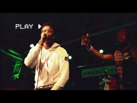 "NEBU KINIZA ""GASSED UP"" Live In Chicago @ THE PROMONTORY"