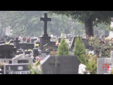 Zadzwonił po pomoc leżąc w grobie. Niesamowite nagranie na 112 z Chorzowa.