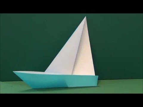 Boat Tutorial - 012 -- Sailboat