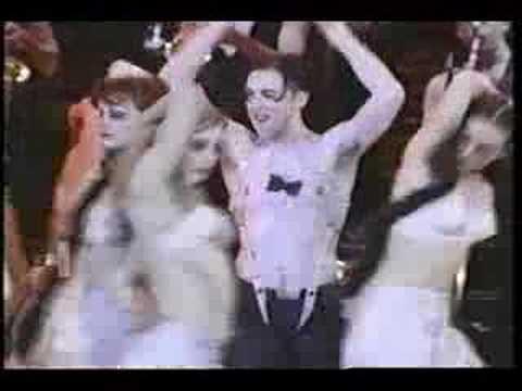 Cabaret 1998 Tonys Performance: Willkommen