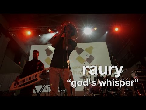 "Raury ""God's Whisper"" (Live at vitaminwater's #uncapped)"