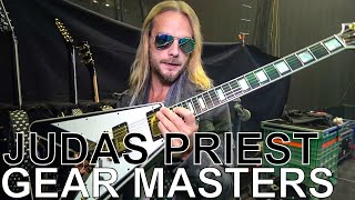Video Judas Priest's Richie Faulkner - GEAR MASTERS Ep. 199 MP3, 3GP, MP4, WEBM, AVI, FLV Agustus 2018