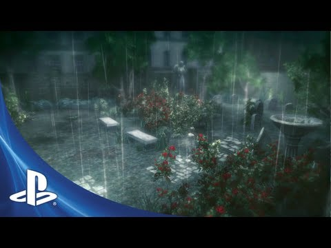 Rain - Gamescom 2012 Announcement Trailer