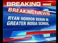 12-year-old boy raped in Greater Noida school, case registered against absconding accused - Video