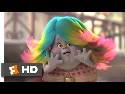 Trolls (2016) - I'm Coming Out! Scene (7/10) | Movieclips