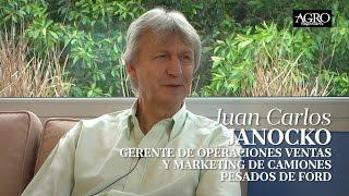 Juan Carlos Janocko - Gte. de Ventas y Marketing de Camiones Ford