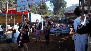 nyob-zoo-xyoo-tshiab-2014-hmong-chiang-mai-part-2