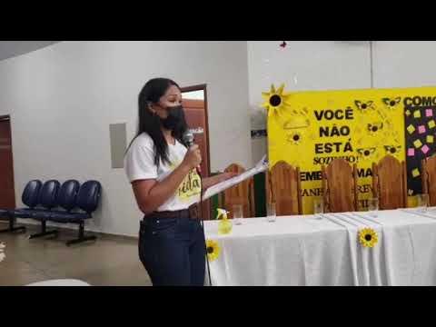 Setembro Amarelo 23/09/2021 Prefeito Municipal Luiz Carlos