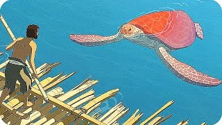THE RED TURTLE Trailer (2016) Studio Ghibli Movie by New Trailers Buzz