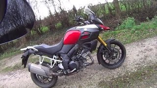 1. First 'Live Ride' Review of the 2014 Suzuki V-Strom 1000 ABS