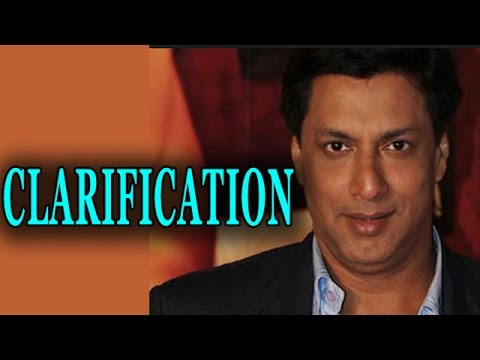 Madhur Bhandarkar Gives Clear Picture On 'Madamji' | Bollywood News