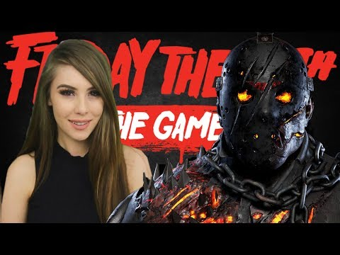 FINDING RETRO JASON! (FRIDAY THE 13th GAME)