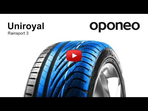Reifen Uniroyal Rainsport 3 ● Sommerreifen ● Oponeo™