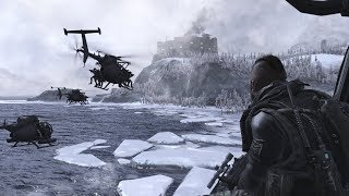 Video DARING ESCAPE CAPTAIN PRICE from Gulag ! Call of Duty 4 Modern Warfare 2 MP3, 3GP, MP4, WEBM, AVI, FLV Juni 2018