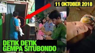 Download Video DETIK DETIK GEMPA SITUBONDO 6,4 SR JAWA TIMUR - 11 OKTOBER 2018 MP3 3GP MP4