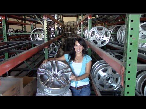 Factory Original Infiniti EX35 Rims & OEM Infiniti EX35 Wheels – OriginalWheel.com