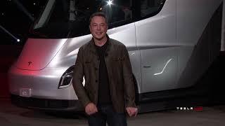 Video Tesla Semi & Roadster Unveil MP3, 3GP, MP4, WEBM, AVI, FLV Maret 2019