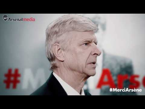 UNMISSABLE! The ULTIMATE Arsène Wenger Tribute