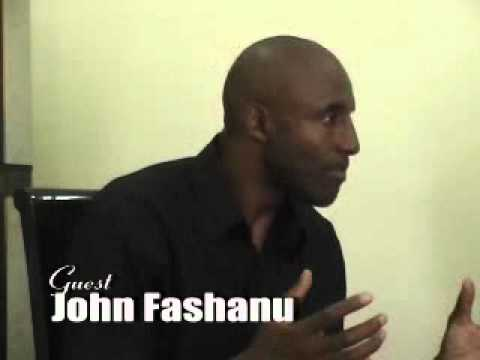 Video:Interview with John Fashanu -NaijapunditTV