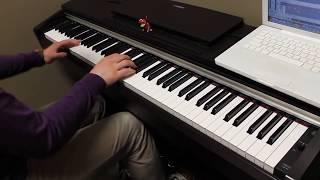Diddy Kong Racing Piano