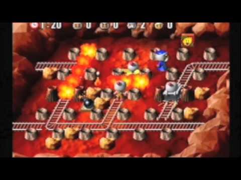 bomberman world sony playstation rom
