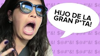 If Spanish Insults Were Said In English