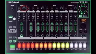 "(Studio ATB 54) ""Tutoriel"" Roland Aira TR-8 Rhythm Performer Fonction de base en Français."