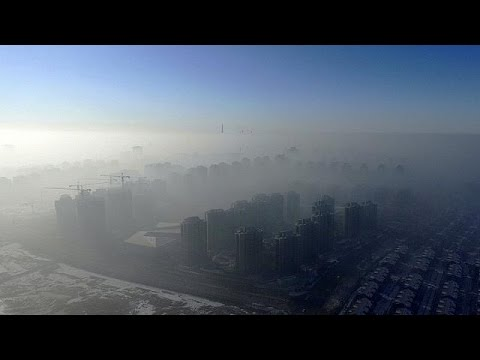 Στο έλεος της ατμοσφαιρικής ρύπανσης το Πεκίνο