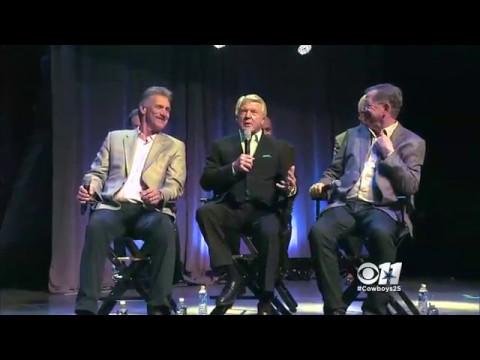 Dallas Cowboys Super Reunion CBS 11 special 3/25/17