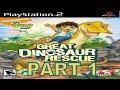 Go Diego Go Great Dinosaur Rescue ps2 Walkthrough Part