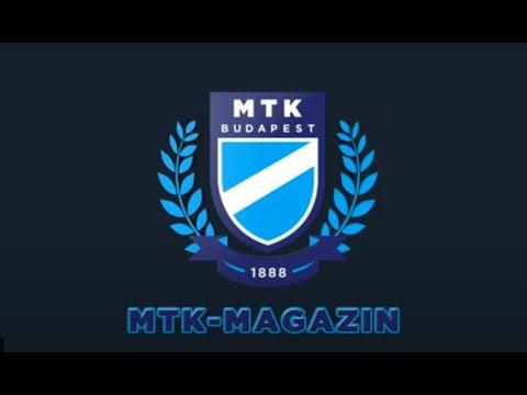 MTK Magazin 8. adás - kézilabda
