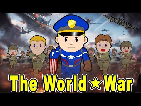 "20 mins Citi Heroes Series 30 ""The World War"""