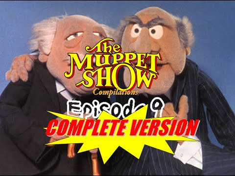 The Muppet Show Compilations: Ep. 9 - Statler and Waldorf's comments (Season 5) [COMPLETE VERSION]