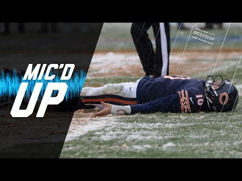 Video: Mitchell Trubisky Mic'd Up vs. Browns