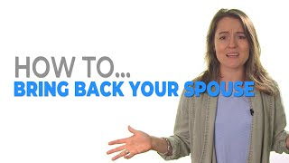 Video Save Your Marriage While Separated: Do This! MP3, 3GP, MP4, WEBM, AVI, FLV Agustus 2019